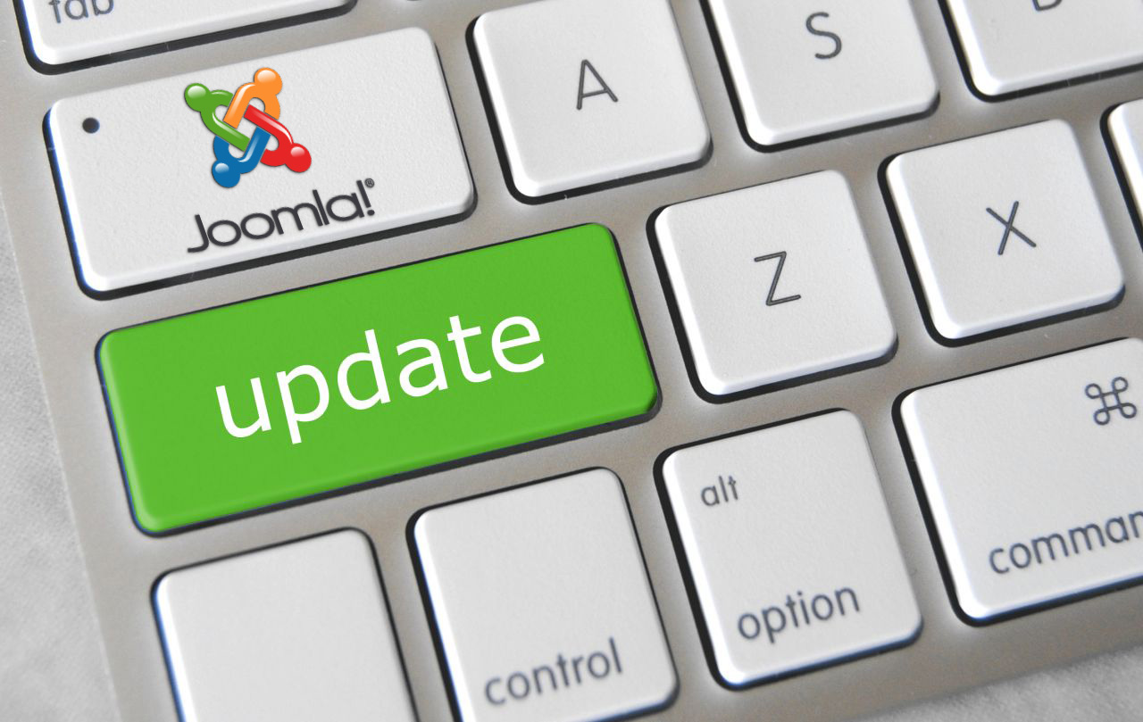Joomla update / upgrade